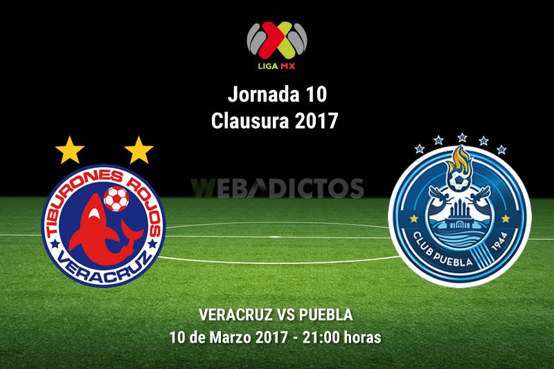Veracruz vs Puebla, Jornada 10 del Clausura 2017 | Suspendido - veracruz-vs-puebla-j10-clausura-2017