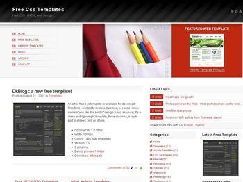 free css templatescom Templates Web en CSS Gratuitas y listas para descargar