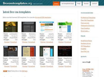 freecsstemplatesorg Templates Web en CSS Gratuitas y listas para descargar