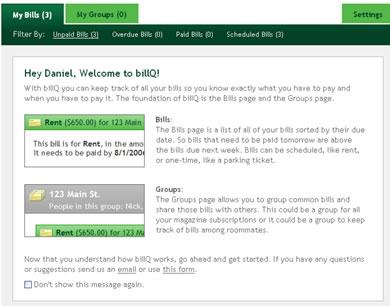 billQ – Organiza tus gastos de manera sencilla - billq-the-easiest-way-to-keep-track-of-your-bills