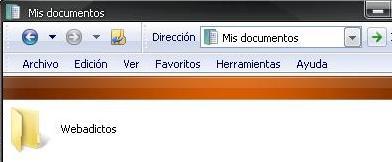 Cómo Proteger Una Carpeta En Windows XP - ejemplo_carpeta_privada1