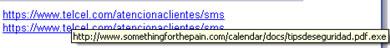 phishing telcel Cuidado: Phishing Utilizando Correos Provenientes de Telcel