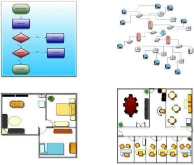 ejemplo diagramas Herramienta Para Crear Diagramas En Linea