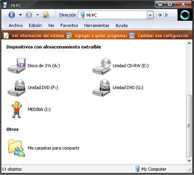 icono usb Cambiar El Fondo e Icono de Una Memoria USB