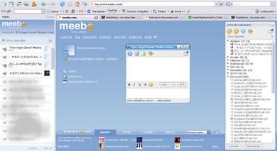 meebo firefox screenshot Integra Meebo En Firefox