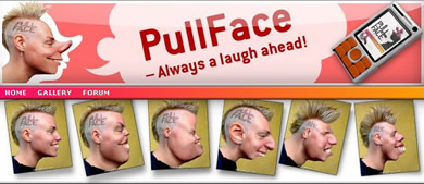 pullface PullFace, Programa Para Editar Fotografias en Tu Celular