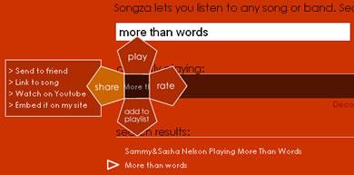 Música en linea con Songza - escuchar-musica-en-linea
