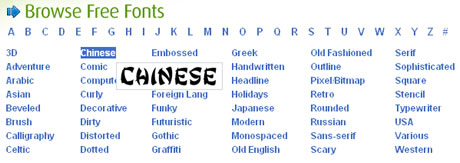 fuentes gratis Fuentes y Simbolos Gratis en UrbanFonts