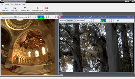 crear fotos hdri Crea Imagenes HDR con Qtpfsgui