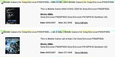 Juegos para celular gratis, mas sitios - juego-kingkong-celular-gratis