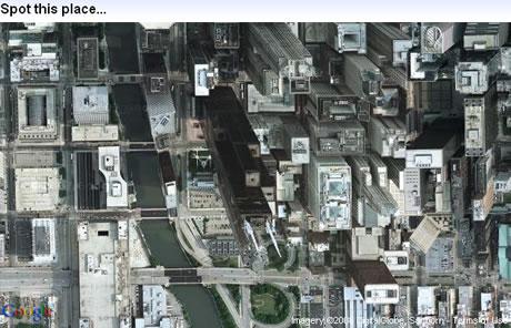 juego mapas google Juega con Google Maps en PlaceSpotting