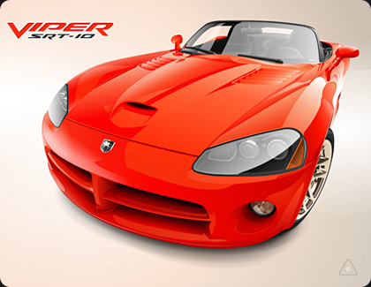 viper vectores Imagenes de carros en vectores