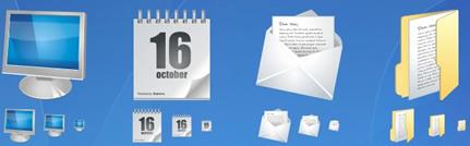 iconos gratis computadora Iconos para Windows, Mac y Linux gratis en Icon Archive