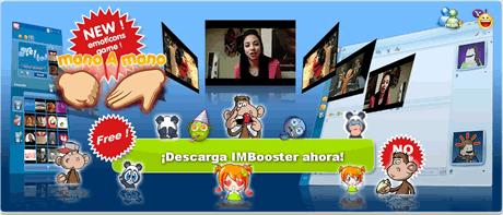 Guiños para MSN, Emoticons gigantes, y mucho mas gracias a IMBooster - guinos-msn-gratis