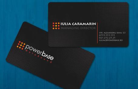 tarjetas personales Ejemplos de tarjetas de presentacion