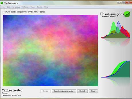 Efectos para fotos gratis con Phantasmagoria - efectos-para-fotos