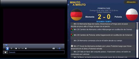 eurocopa en linea Eurocopa 2008 en vivo