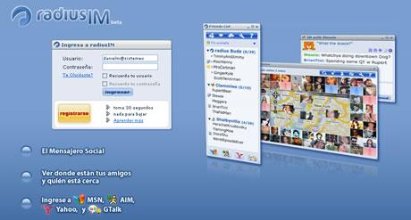 messenger en linea Messenger en linea RadiusIM