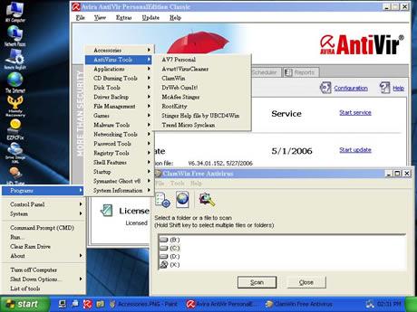 Reparar Windows con Ultimate Boot CD 4 Win - reparar-windows