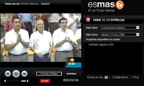Televisa en linea gratis en Julio - televisa