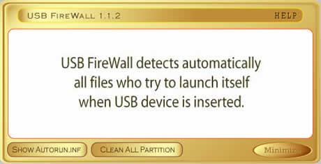 Virus usb, combatelos con USB Firewall - virus-usb