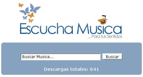 descargar musica Descargar musica y escuchar musica en EscuchaMusica.com.mx