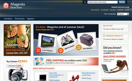 Tiendas en linea, mas de 35 soluciones para tu negocio - sistemas-comercio-electronico
