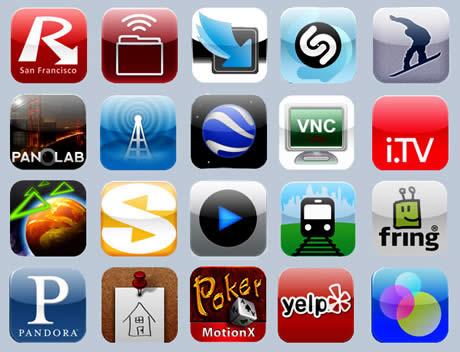 Aplicaciones iPhone, 20 programas iPhone esenciales - aplicaciones-iphone-3g