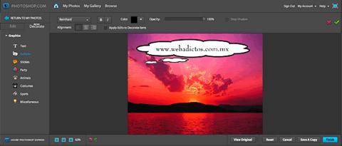 Editar fotos y compartirlas en photoshop.com - editor-de-fotos-online
