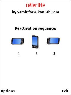 programas celular Programas para celular, nAlertMe una alarma para celular