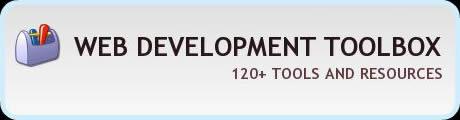 webdevelopmenttoolbox Herramientas para desarrollo web (+120)
