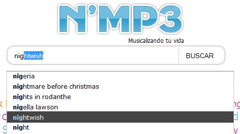 descargar musica Descarga musica en NMP3