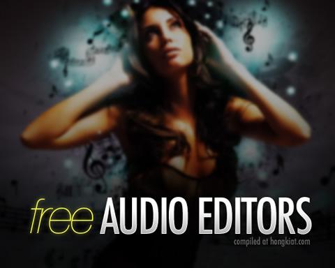 Editores de audio, 25 editores que debes conocer - editor-audio-gratis