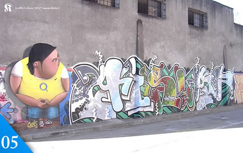 Graffiti, 50 graffitis creativos - graffitis-5