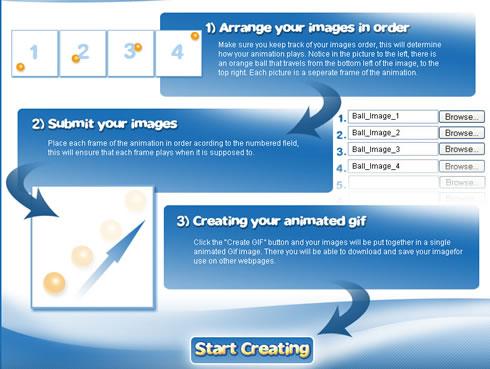 make a gif Gif animados crealos con Make a gif