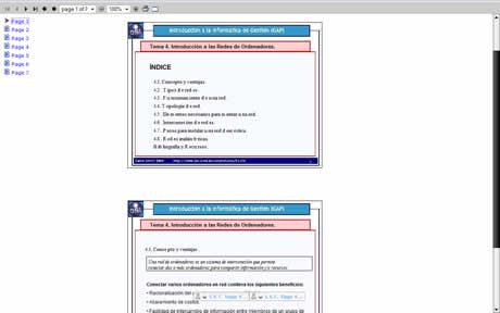 pdf to html Convertir PDF a HTML online