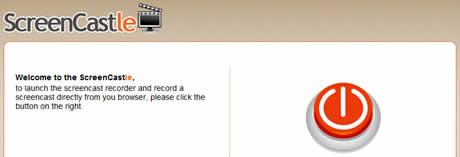 grabar videos screencastle Grabar screencasts con ScreenCastle