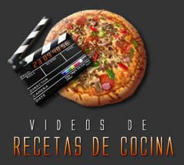 Recetas de cocina en video, Video Recetas - recetas-cocina
