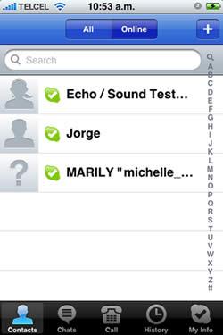 Skype para iPhone gratis disponible en appstore - llamadas-gratis-iphone-skype