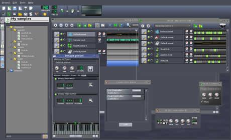 programas de musica Programas para musica, LMMS