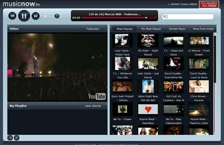 Videos de musica en musicNow.fm - ver-videos-musica