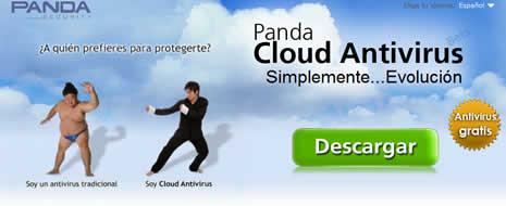 antivirus gratis panda Antivirus gratis, Panda Cloud
