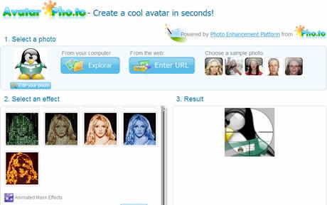 Avatares animados en Avatar Photo! - avatares-animados