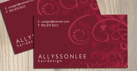 tarjetas presentacion 1 Tarjetas de presentacion, ejemplos de tarjetas hechas con vectores
