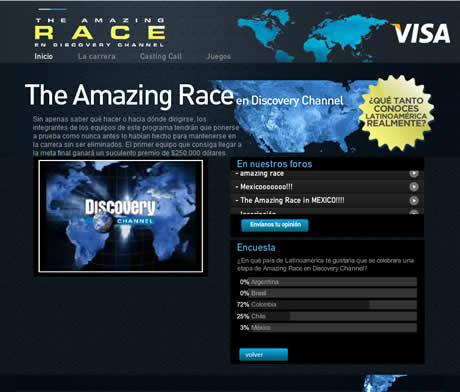 The Amazing Race en Mexico a votar se ha dicho! - the-amazing-race