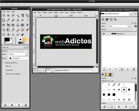 Photoshop gratis GIMPShop - gimpshop-photoshop-gratis