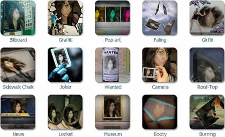 fotomontajes Fotomontajes en linea en EffMyPic