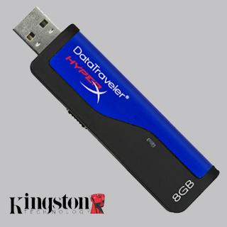 Memorias Kingston HyperX DDR3 - DT-hyperx-usb-flash-drive