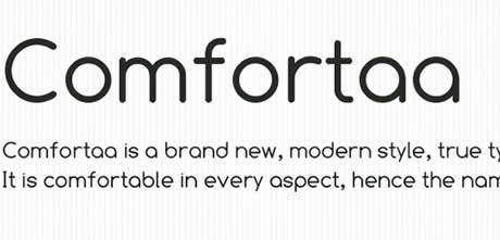 fuentes gratis comfotaa Fuentes gratis ideales para diseño de logos