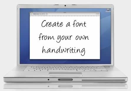 Crear fuentes manuscritas en FontCapture - hacer-fuentes-cursivas